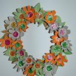 East egg wreaths